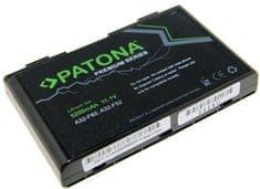 PATONA bateria do laptopa ASUS K50ij 5200mAh Li-Ion 11,1V PREMIUM PT2328