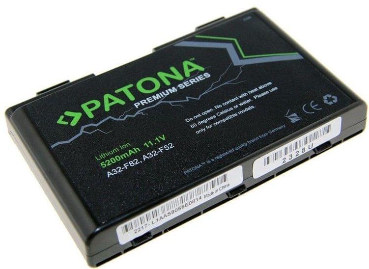 PATONA Baterie pro ntb ASUS K50ij 5200mAh Li-Ion 11,1V PREMIUM PT2328