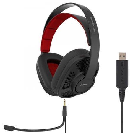 KOSS GMR-545AIR USB (doživotní záruka)