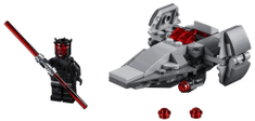 LEGO Star Wars 75224 Sith Microfighter