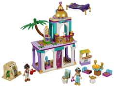 LEGO Disney Princess 41161 Palác dobrodružství Aladina a Jasmíny