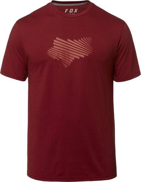 1ee05ea66056 FOX pánské tričko Clash Ss Tech Tee L červená