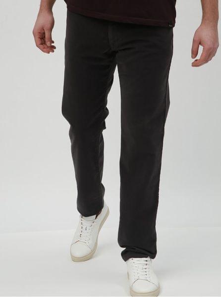 Gant šedé pánské slim džíny L dfa3717206