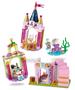 5 - LEGO Disney Princess 41162 Królewskie przyjęcie Arielki, Aurory i Tiany