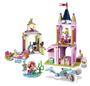 7 - LEGO Disney Princess 41162 Królewskie przyjęcie Arielki, Aurory i Tiany