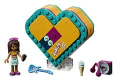 LEGO Friends 41354 Andreina škatlica srca