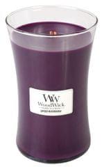 Woodwick Vonná svíčka Pikantní ostružina 609,5 g