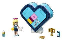 LEGO Friends 41356 Pudełko w kształcie serca Stephanie