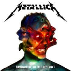 17bd00e195ff Metallica - CD Hardwired...To Self-Destruct (2CD)