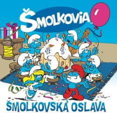 Šmolkovia - CD Šmolkovská oslava 5def86fbbfc