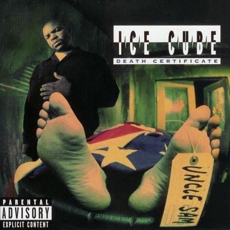 Ice Cube - CD Death Certificate
