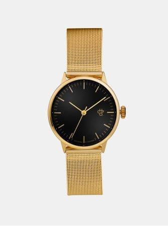 CHPO dámské hodinky s nerezovým páskem ve zlaté barvě Nando Mini ... b278b1b00f