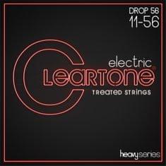Cleartone Heavy Series 11-56 Drop D Struny pro elektrickou kytaru