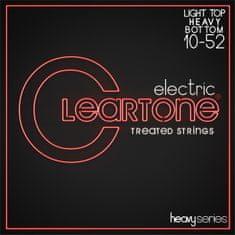 Cleartone Heavy Series 10-52 Light Top/Heavy Bottom Struny pro elektrickou kytaru