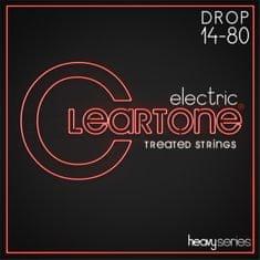 Cleartone Heavy Series 14-80 Drop A Struny pro elektrickou kytaru