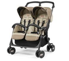 Peg Perego otroški voziček Aria Twin Shopper Class