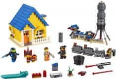 LEGO Movie 70831 Emmetov vysnívaný dom/Záchranná raketa!