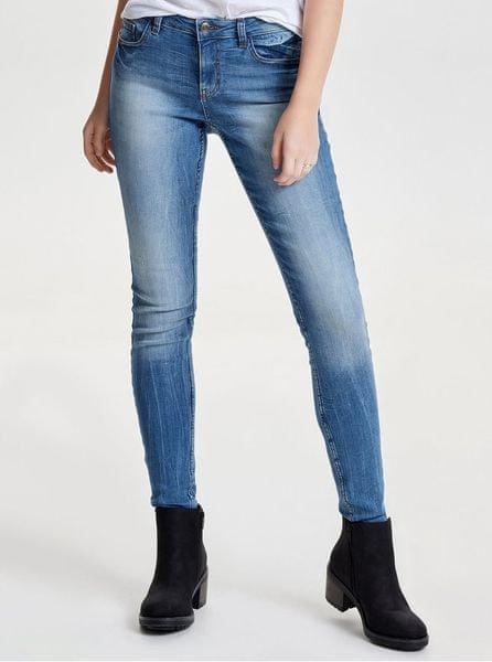 Jacqueline de Yong světle modré skinny džíny Skinny XS 44365d6c37