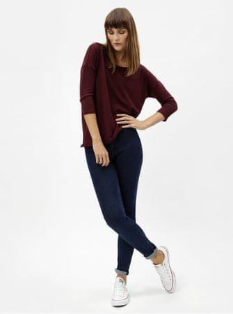 Calvin Klein Jeans modré dámské skinny džíny s vysokým pasem S  a328597fe3