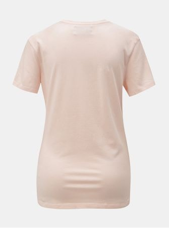 7cf57ea8e19 Calvin Klein Jeans růžové dámské tričko s potiskem M