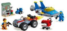 LEGO zestaw klocków Movie 70821 Warsztat Emmeta i Benka