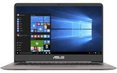 Asus prenosnik ZenBook UX410UA-GV546T i3-8130U/8GB/SSD256GB/14FHD/W10H (90NB0DL1-M13260)