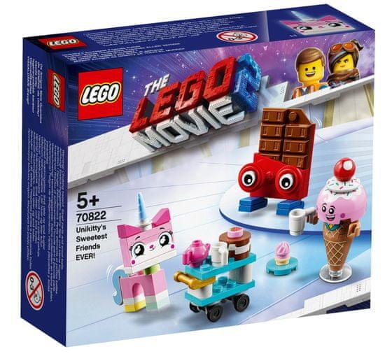 LEGO Movie 70822 Najbolj ljubki prijatelji Unikitty!