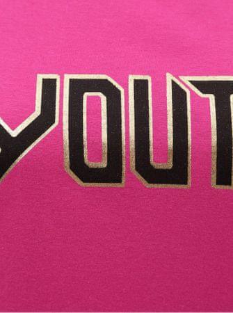 Jacqueline de Yong růžové tričko s potiskem Chicago XS - Parametry ... bc6900136b