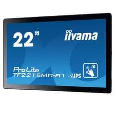 "iiyama LED LCD monitor na dotik ProLite TF2215MC-B1, Open Frame, 54,6 cm (21,5""), črn"
