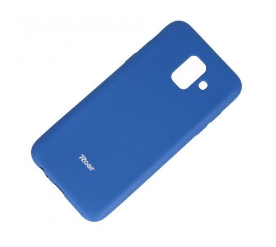 Ovitek za Samsung Galaxy A6 Plus 2018 A605, moder