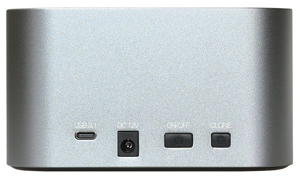Evolveo Dion 2, 10 Gb/s, dokovací stanice, USB 3.1 A + redukce USB A/USB C