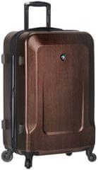 Mia Toro Mia Toro kovček M 1535/3-XL, rjav - Odprta embalaža