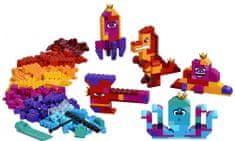 LEGO Movie 70825 Neobmedzené modely kráľovnej Ľubovôle!