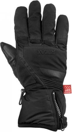 Relax moške rokavice Thunder, črne, L