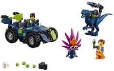 LEGO Movie 70826 Rexov terenski avto