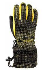 Relax dětské vzorované lyžařské rukavice 330a393ffc