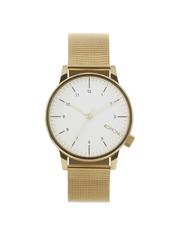 Komono hodinky s nerezovým páskem ve zlaté barvě Winston Royale