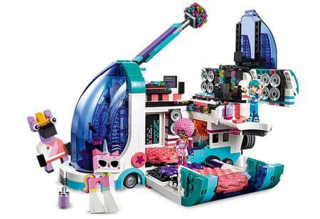 LEGO Movie 70828 Veliki party avtobus