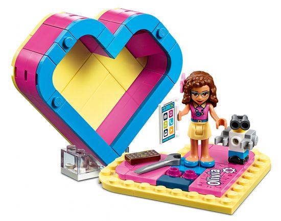 LEGO Friends 41357 Oliviina kutija u obliku srca