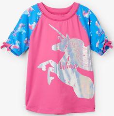 Hatley dívčí plavecké tričko UV 50+