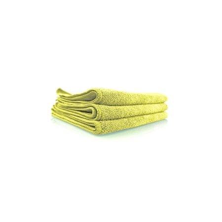 Chemical Guys Workhorse Yellow Professional Grade Microfiber Towel-Mikrovláknová utěrka univerzální žlutá