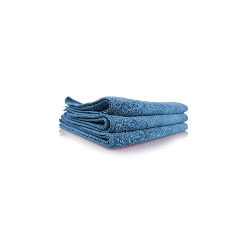 Chemical Guys Workhorse Blue Professional Grade Microfiber Towel (3 kusy)
