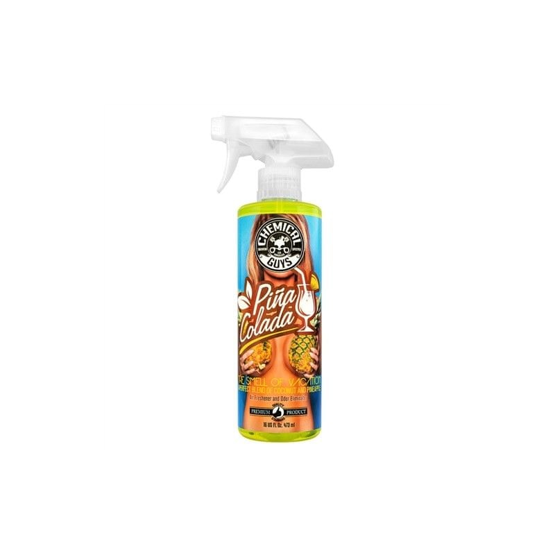 Chemical Guys Pina Colada Air Freshener and Odor Eliminator (16oz)