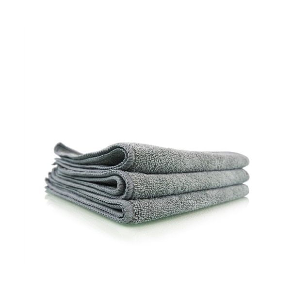 Chemical Guys Workhorse Gray Professional Grade Microfiber Towel (3 kusy)