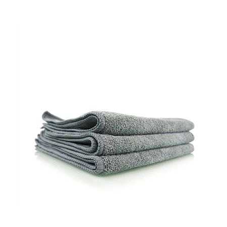 Chemical Guys Workhorse Gray Professional Grade Microfiber Towel (3 kusy)