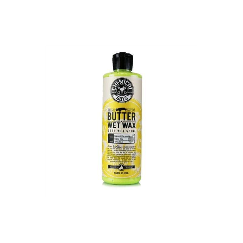 Chemical Guys Butter Wet Wax - přírodní karnaubský vosk s přísadou polymerů a pryskyřic
