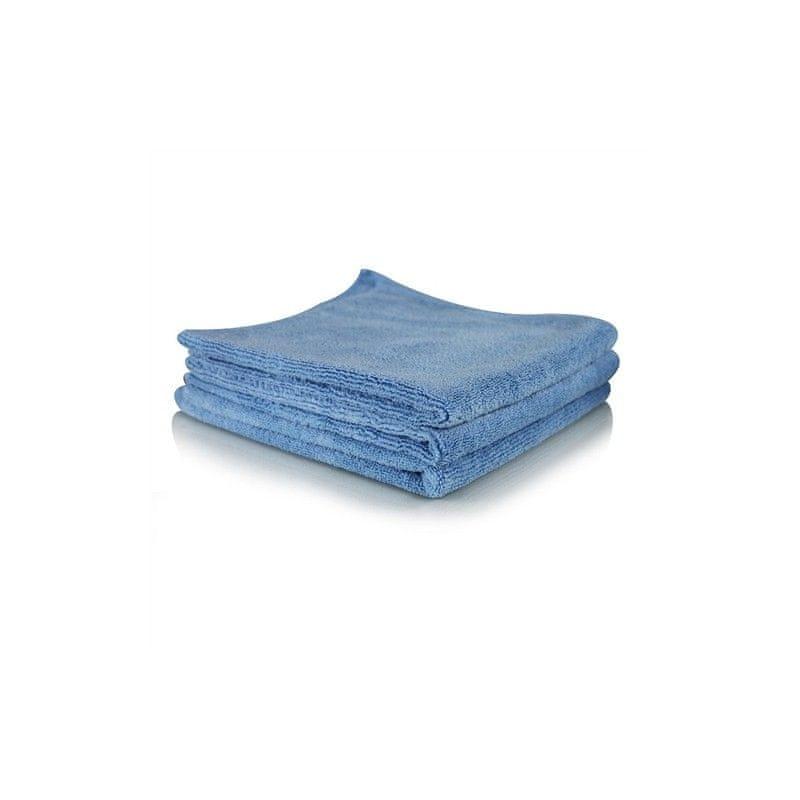 Chemical Guys Super Fine Blue-Mikrovláknová utěrka modrá (3 kusy)