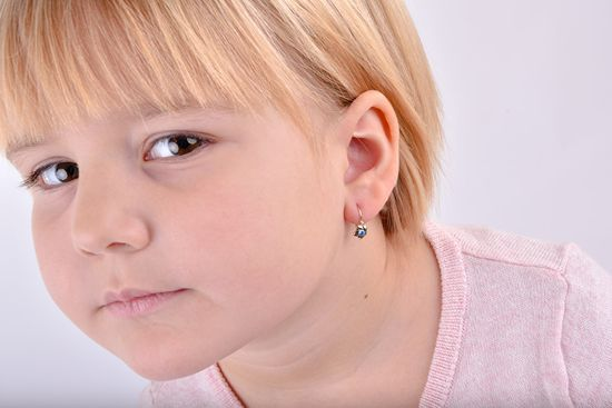 Cutie Jewellery Zlati otroški uhani C2201-10-X-1
