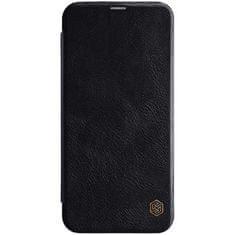 Nillkin preklopna torbica QIN za Samsung Galaxy J4 Plus 2018 J415, črna