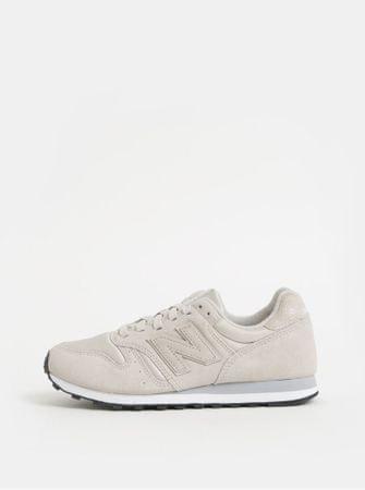 2a9e226a4f2a3 New Balance světle šedé dámské semišové tenisky 38 | MALL.CZ